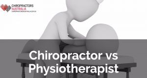 physiotherapist vs chiropractor