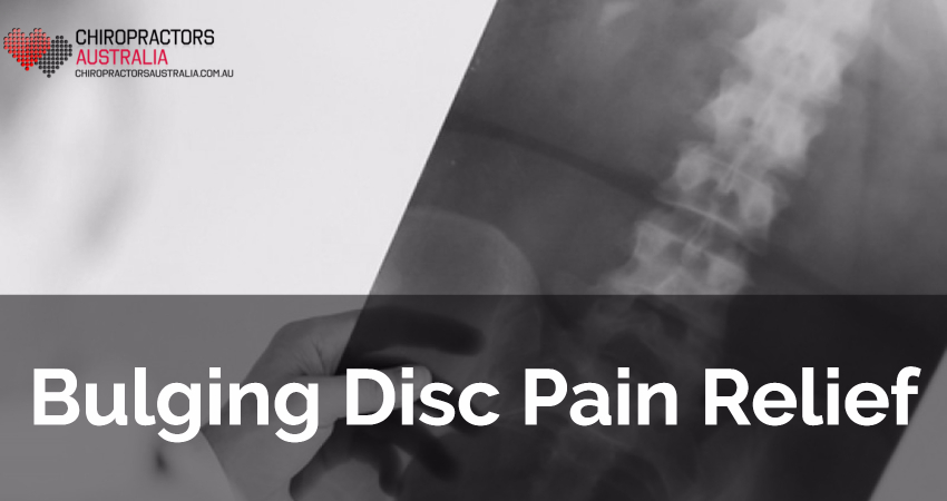 Bulging Disc Pain Relief