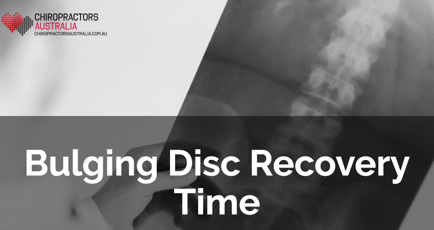 Bulging Disc Recovery Time
