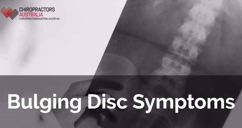 Bulging Disc Symptoms