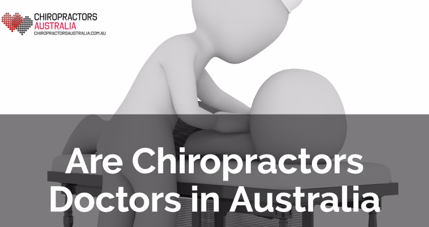 is chiropractor a doctor