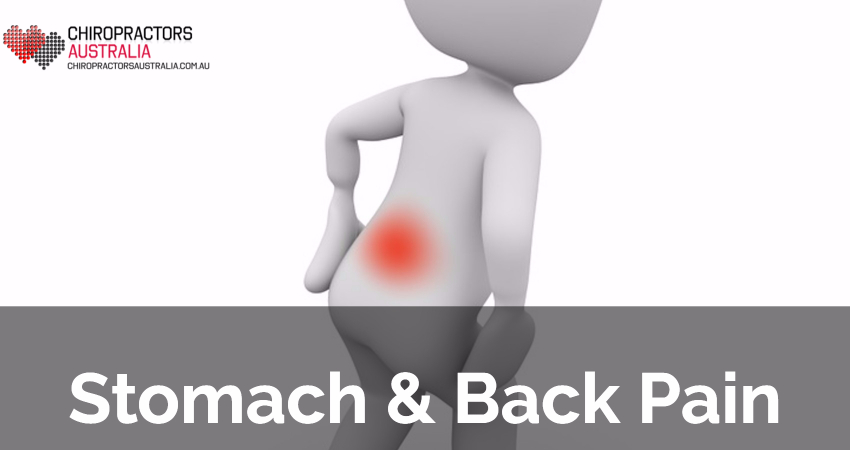 Stomach And Back Pain