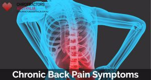 Chronic Back Pain Symptoms