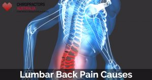 Lumbar Back Pain Causes