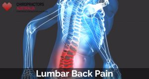 lumbar back pain