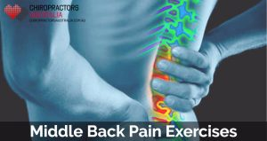 Middle Back Pain Exercises