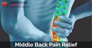 Middle Back Pain Relief
