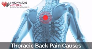 Thoracic Back Pain Causes