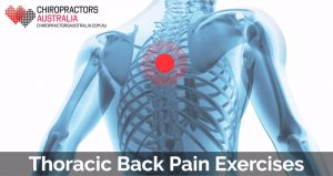 Thoracic Back Pain Exercises