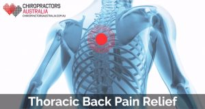 Thoracic Back Pain Relief